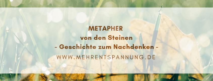 Metapher-von-den-steinen
