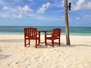 Entspannungsübung Bohnenpause - Wie ein Kurzurlaub am Meer