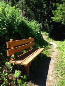 Spaziergang der Freude - Achtsamkeitsübung