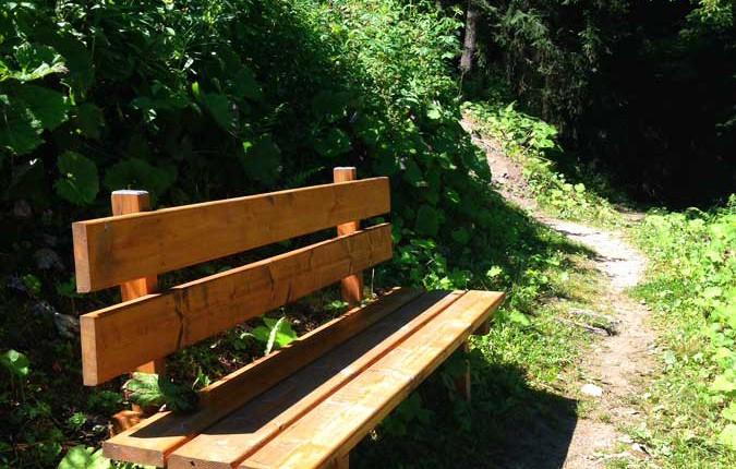 Achtsamkeitsübung Spaziergang der Freude