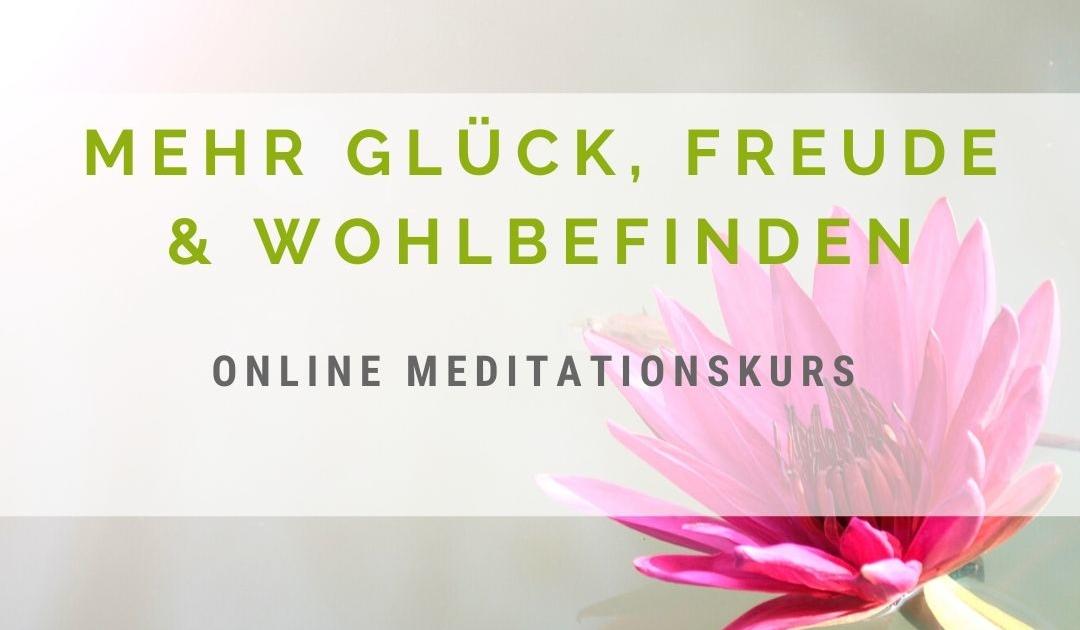 Meditationskurs-online