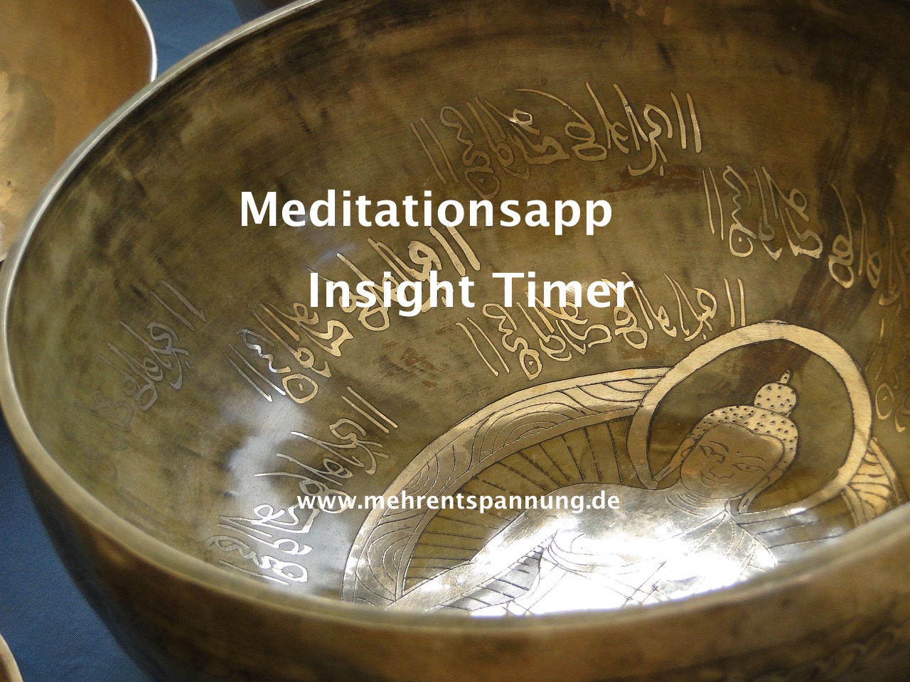 Meditationsapp - Insight Timer