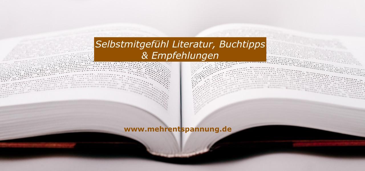 Selbstmitgefuehl literatur tipps