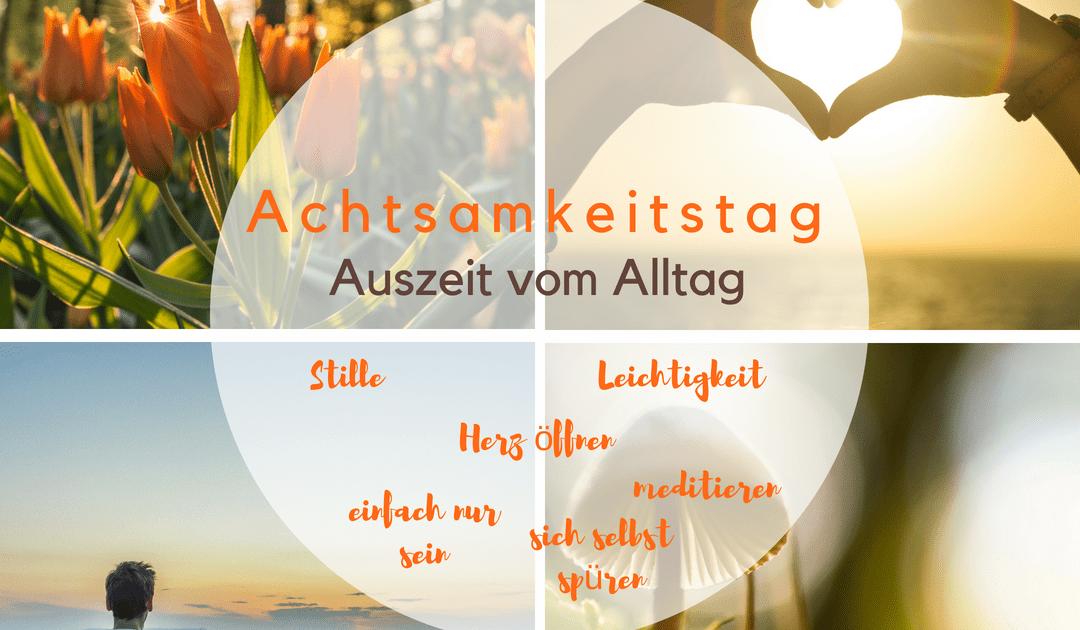 Achtsamkeitstag, Tagesretreat München & online