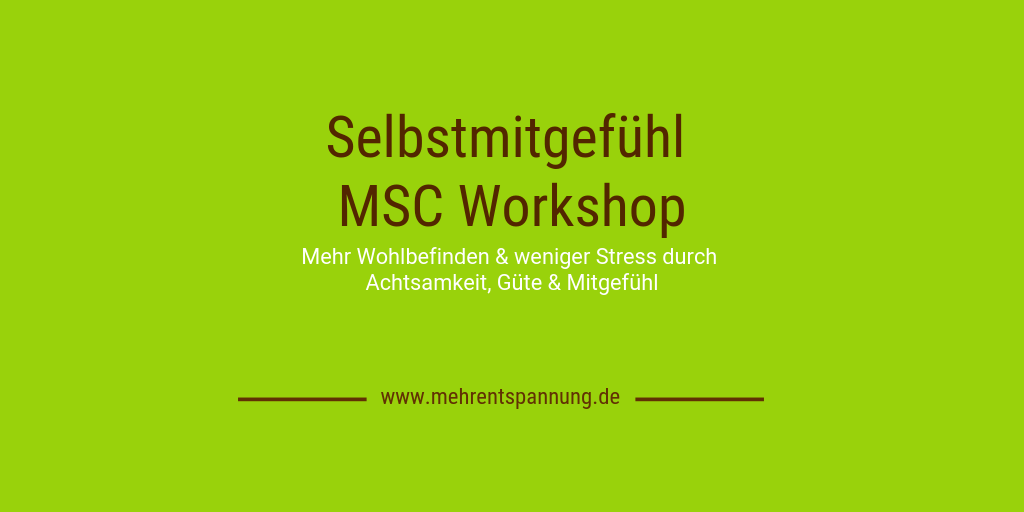 MSC Workshop München