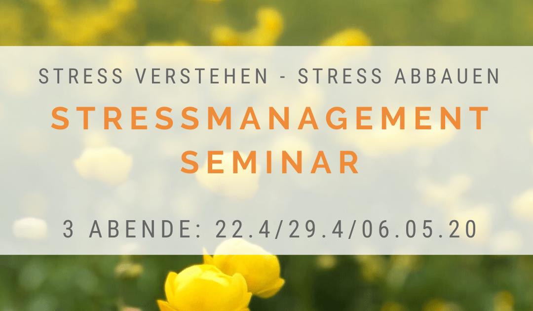 Stressmanagement-Seminar-München