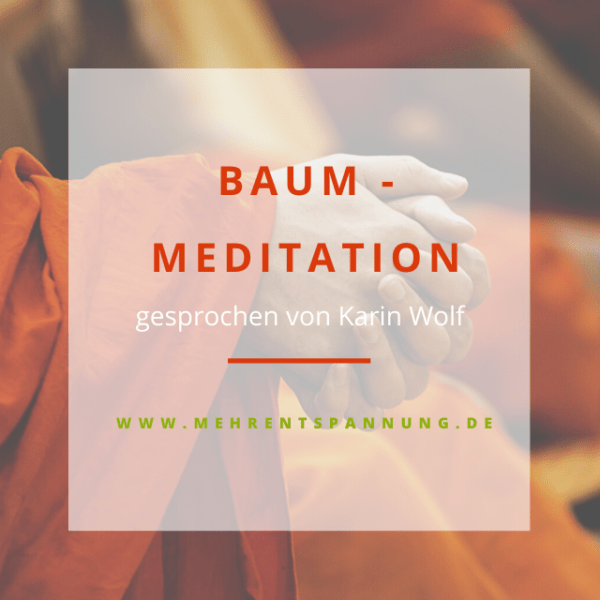 Baum-Meditation