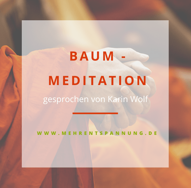 Baummeditation-Anleitung