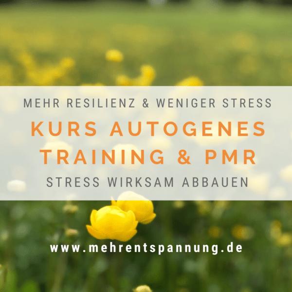Kurs Autogenes Training und Progressive Muskelentspannung