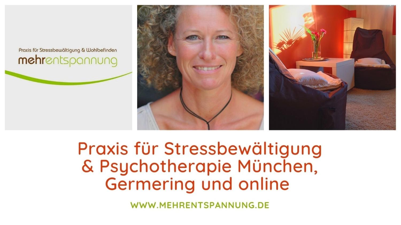 Praxis-für-Stressbewältigung-München-Logo-mehrentspannung-Karin-Wolf-Kontakt