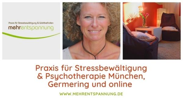 Praxis für Stressbewältigung München-mehrentspannung Karin-Wolf