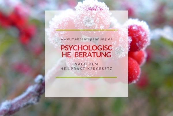 Psychologische Beratung München, Germering