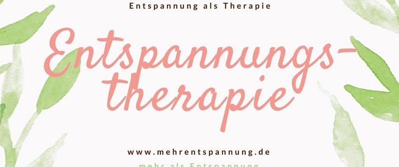 Entspannungstherapie Karin Wolf