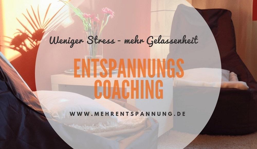 Entspannungscoaching München& Germering