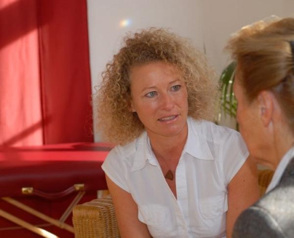 Karin Wolf Praxisgespräch
