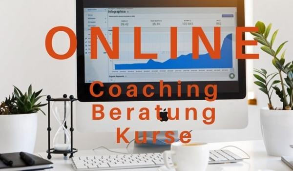 Online Coaching Beratung Kurse