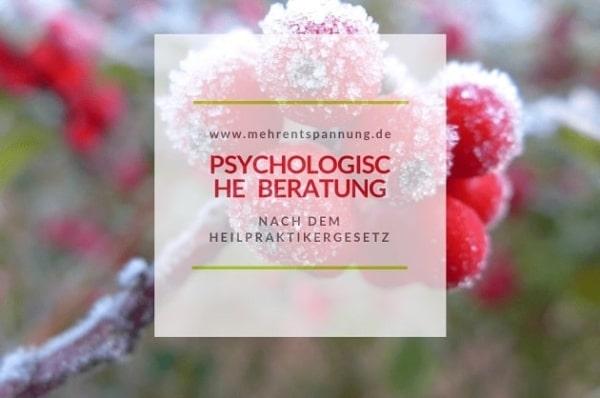 Psychologische Beratung München & Germering
